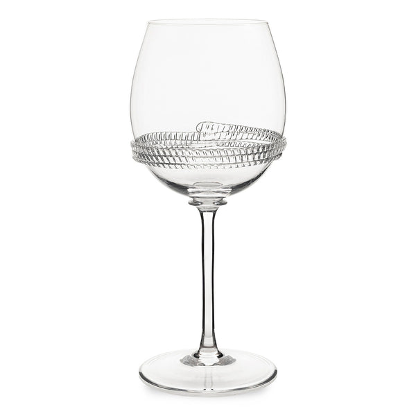 Juliska Dean Wine Glass