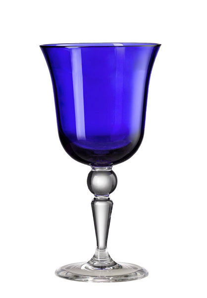 St Moritz Acrylic Water Glass, Blue