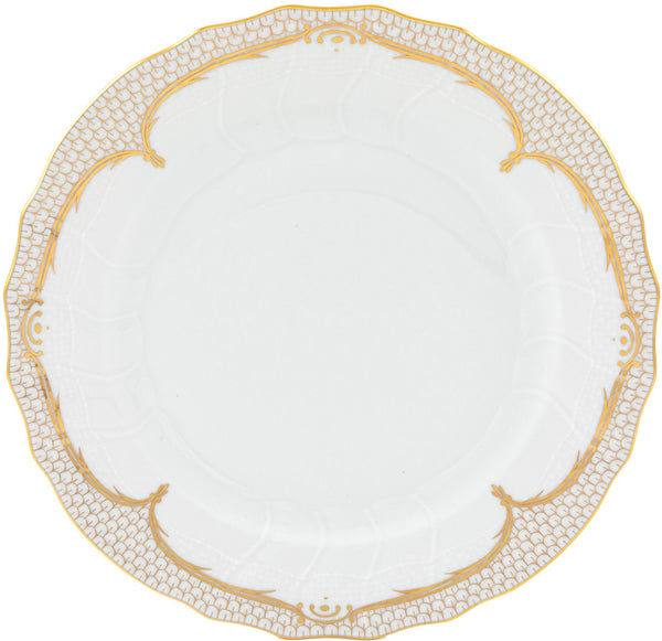 Herend Golden Elegance Dinner Plate, 10.5""
