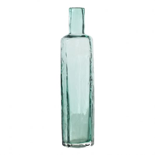 Botanic Glass Bottle, Lt.Green, Small