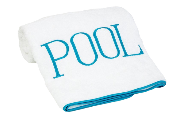 Pool Towel - Teal
