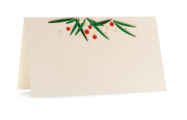 Karen Adams Trim It Place Cards, Set of 10