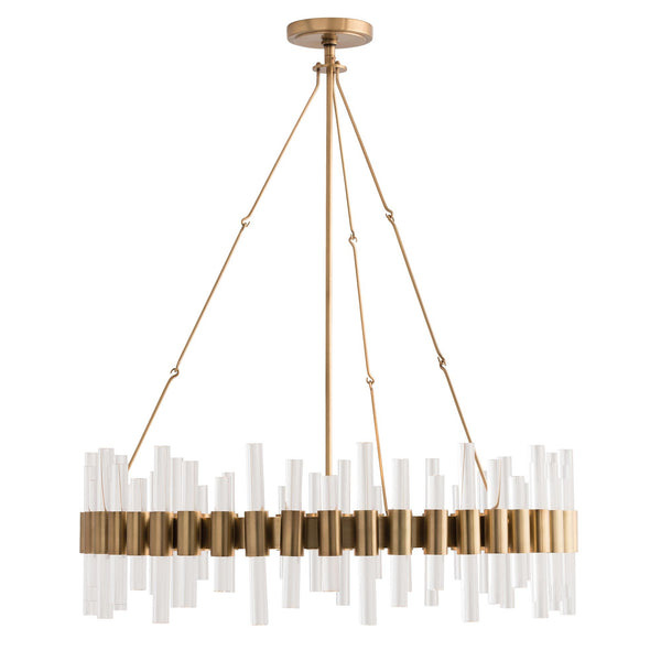 Haskell Large Chandelier