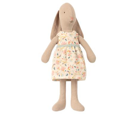 Maileg Bunny with Flower Dress, Size 1