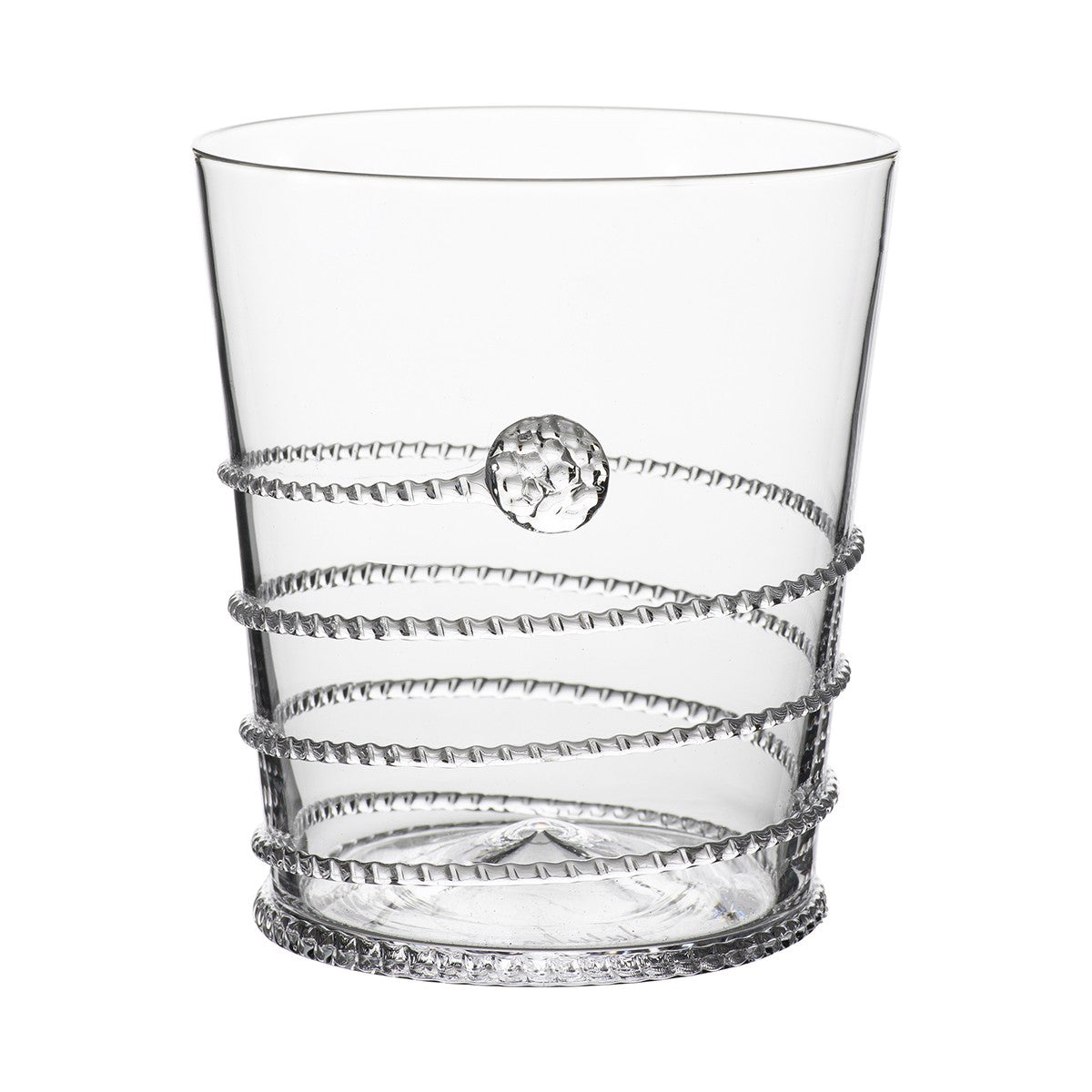 Juliska Amalia Double Old Fashioned Glass