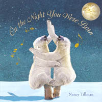 On the Night You Were Born, Board Book