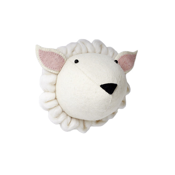 Sheep Felt Head