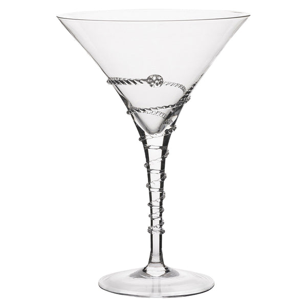 Juliska Amalia Martini Glass