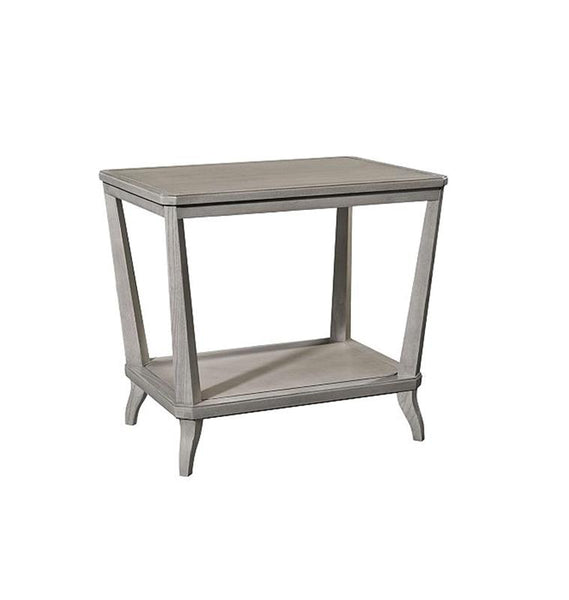 Rye Rectangular Side Table, Ash in Blonde