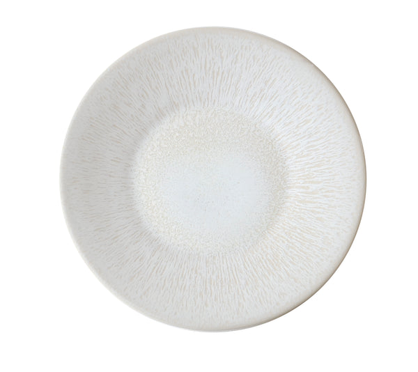 Jars France White Pearl Dessert Plate