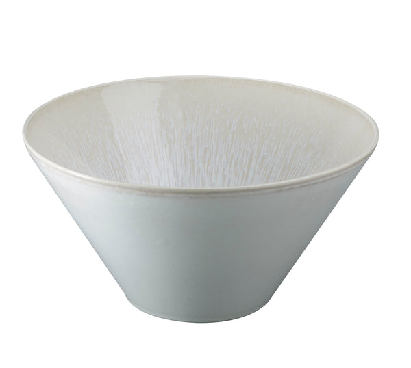 Jars France White Pearl Serving Bowl