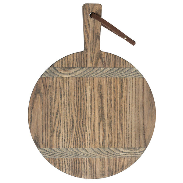 Medium Round Ash Cutting Board