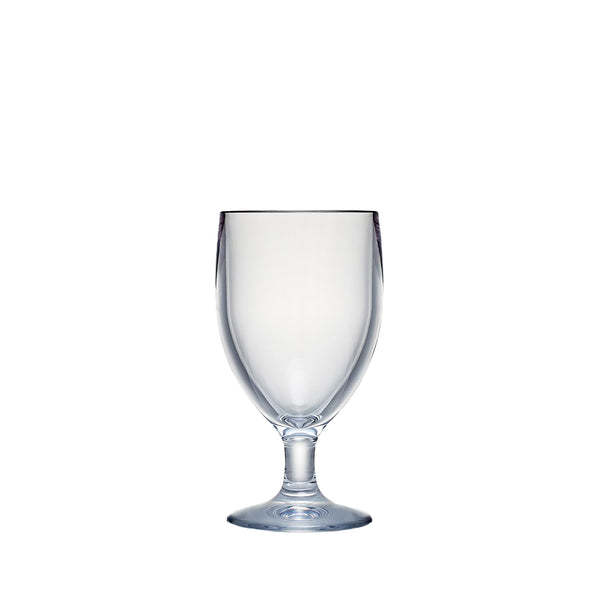 Acrylic Water Goblet, 10 oz