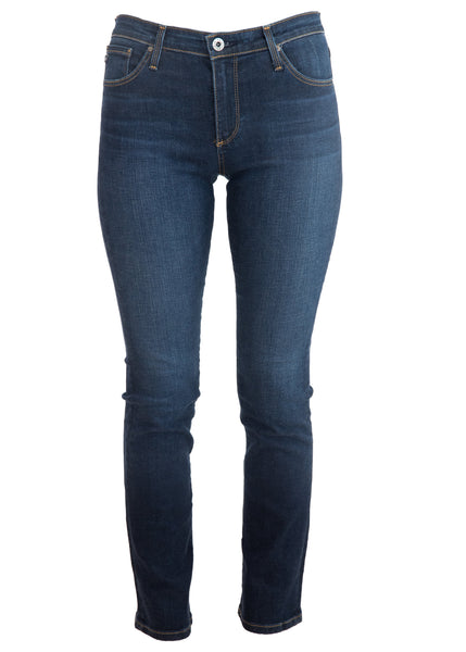 AG Harper Essential Straight Denim - Smitten