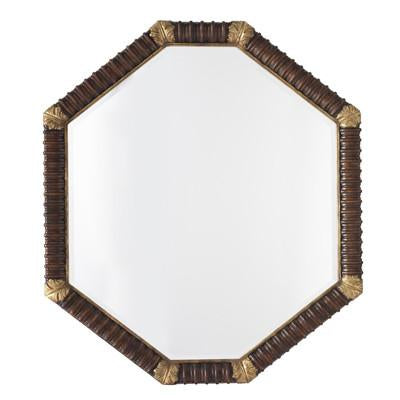 Bunny Williams Acanthus Mirror