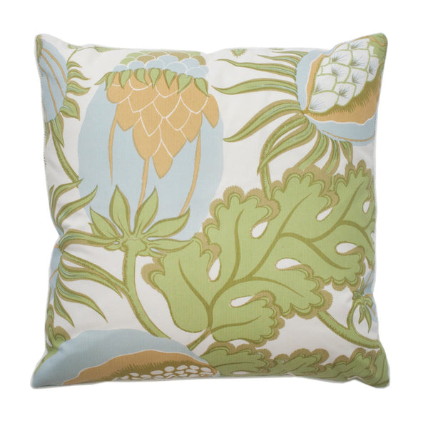 Pastel Floral Carnival Pillow