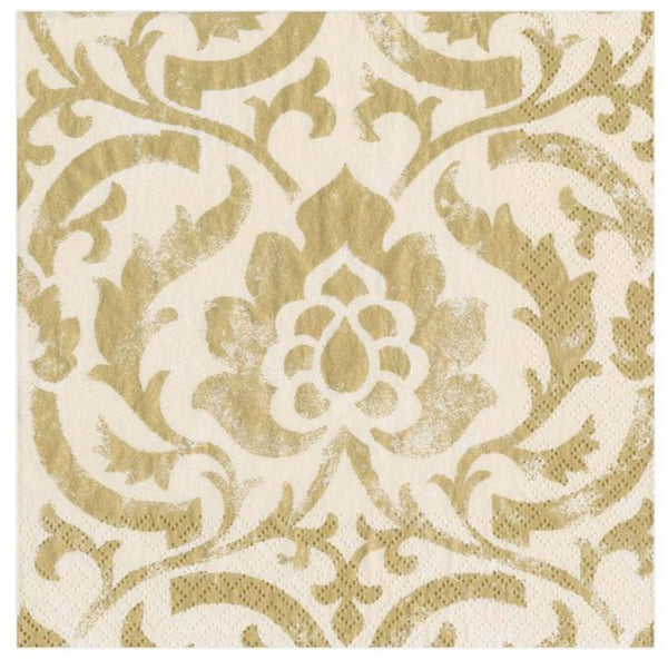 Baroque Ivory, Cocktail Napkins