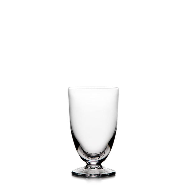 Simon Pearce Barre Glass Goblet
