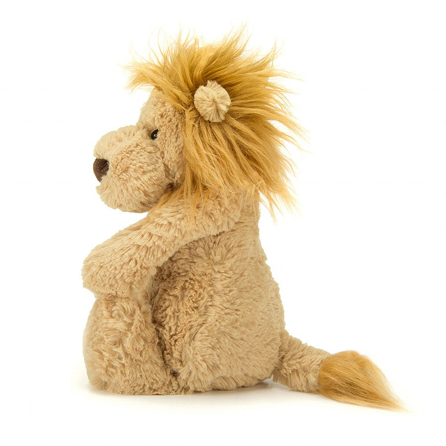Jellycat Bashful Lion, Medium