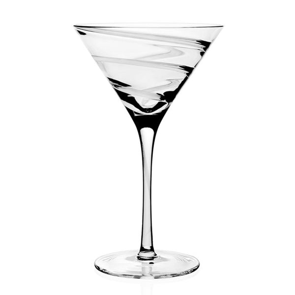 Bella Bianca Martini Glass