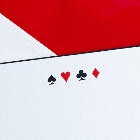 Playing Card Suite Notecards