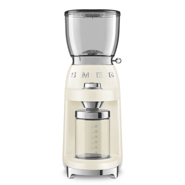 SMEG Coffee Grinder, Cream