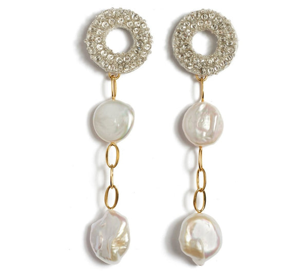 Chateau Pearl Earrings