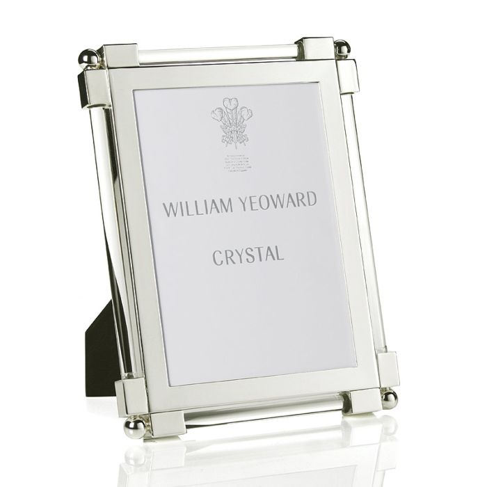 William Yeoward Crystal Classic Glass Clear Photo Frame 4 x 6