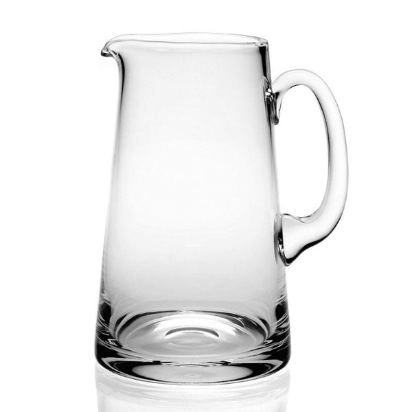 William Yeoward Crystal Classic Pitcher, 2 Pint, Clear