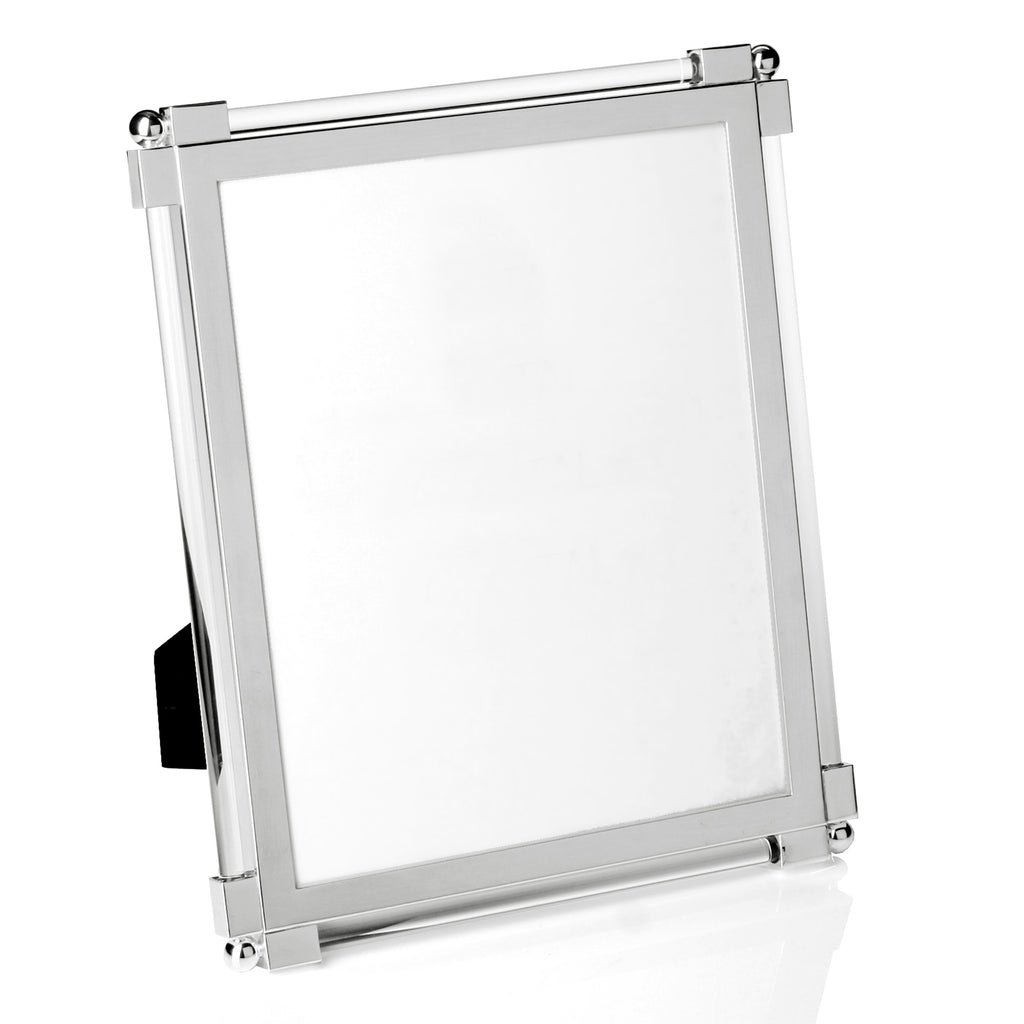 William Yeoward Classic Glass Clear Photo Frame, 8X10