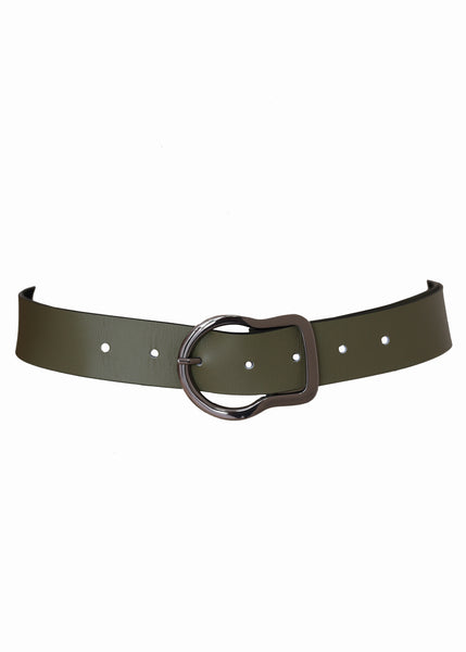 Dorothee Schumacher Leather Ombre Belt