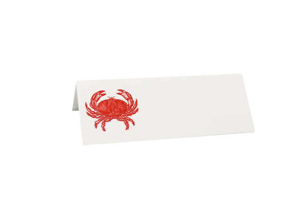 Crab Place Cards