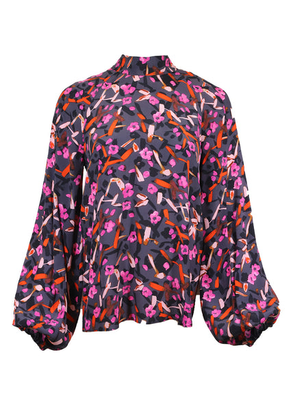 Dorothee Schumacher Abstract Flowering Blouse