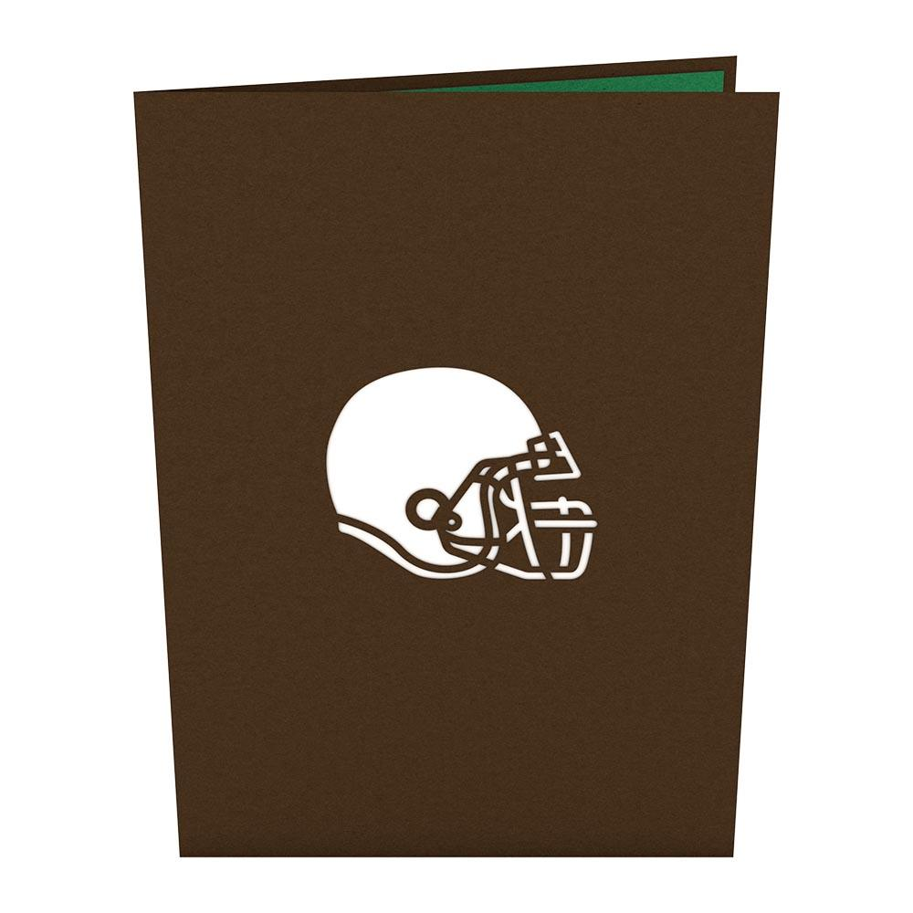Pop Up Card, Football