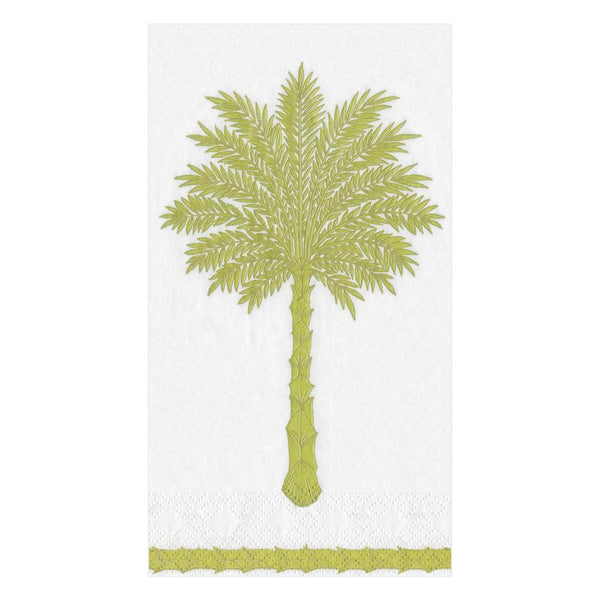 Grand Palms Green Guest Towels