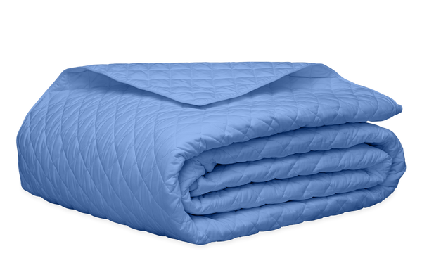 Matouk Gemma Bedding Collection - Azure