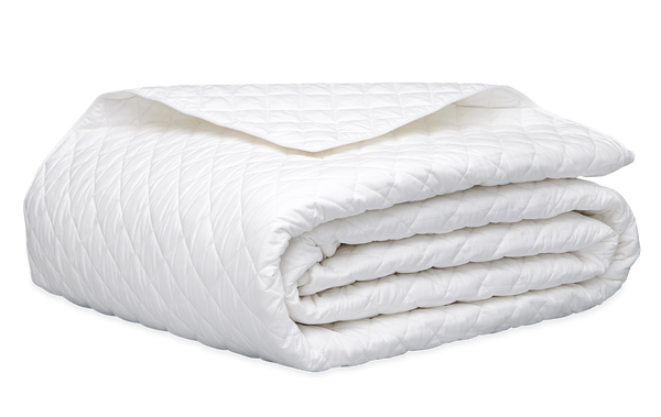 Matouk Gemma Bedding Collection - White