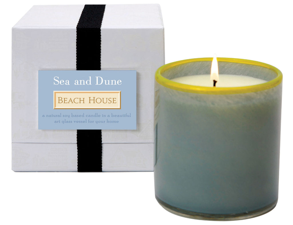 Sea and Dune Candle