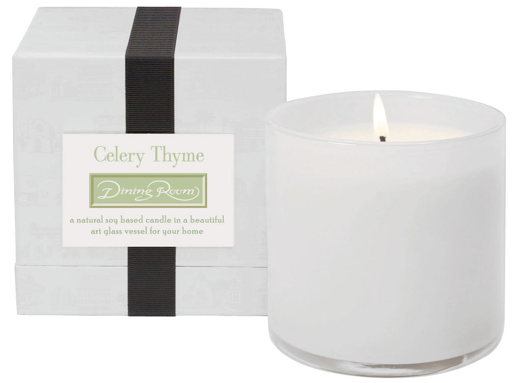 Celery Thyme Candle