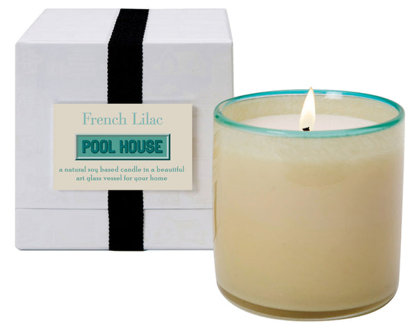 French Lilac Candle