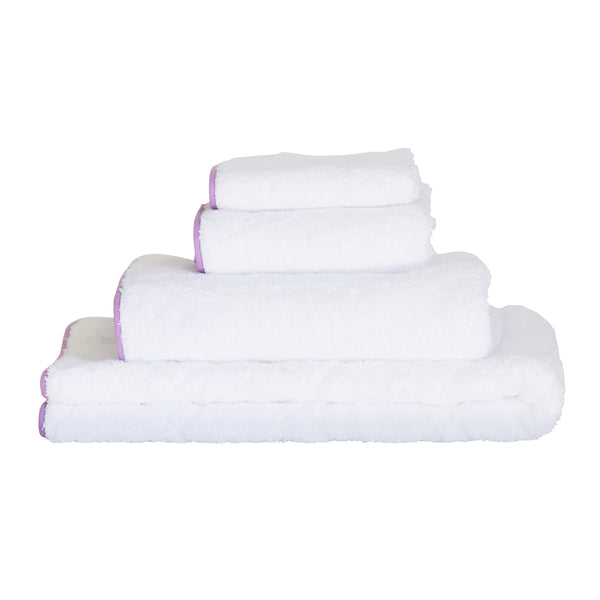 Violet Bath Towel Collection