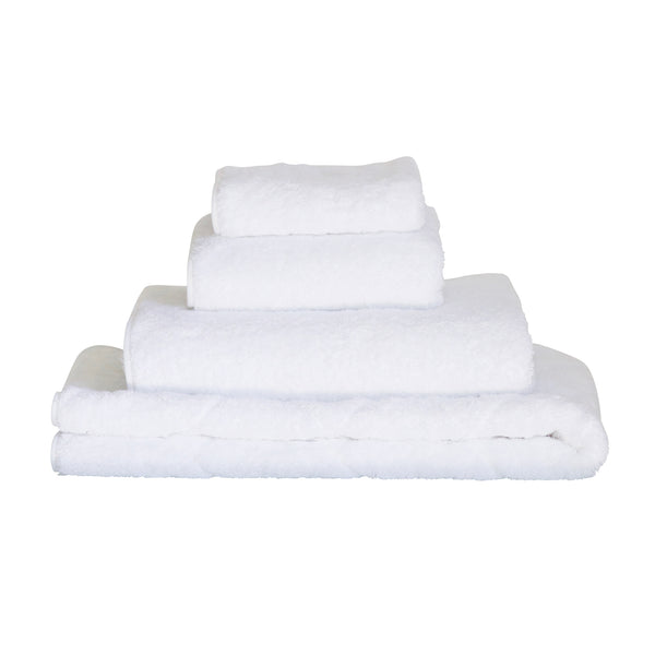 White Bath Towel Collection