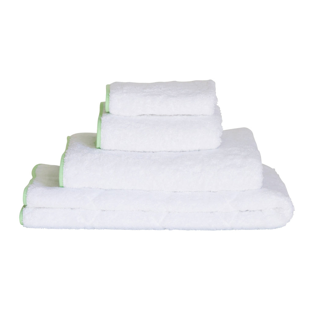 Mint Bath Towel Collection