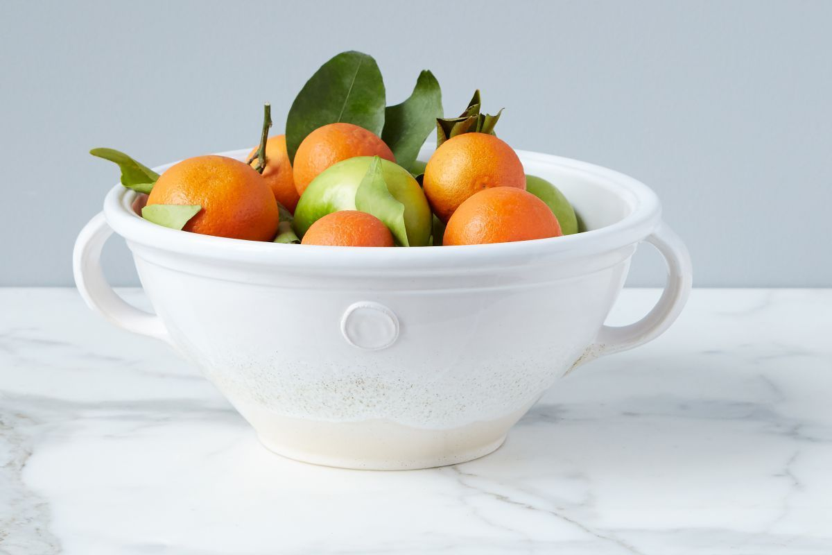 Handthrown Serving Bowl, Small