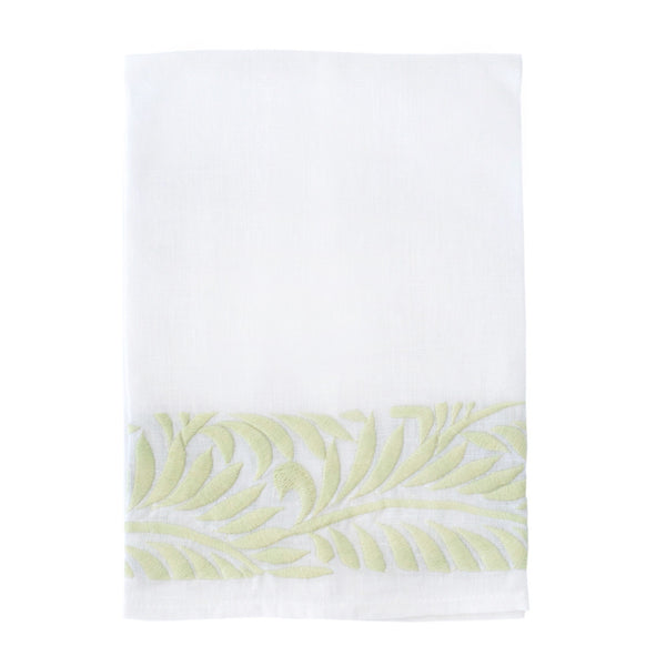 Ice Green Biltmore Tip Towel