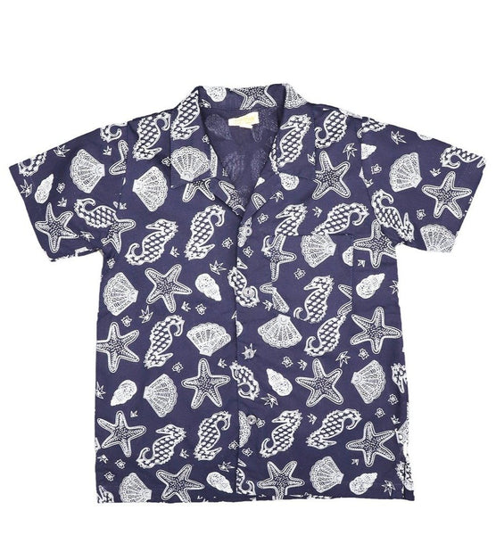 Almirah Boys Printed Shirt