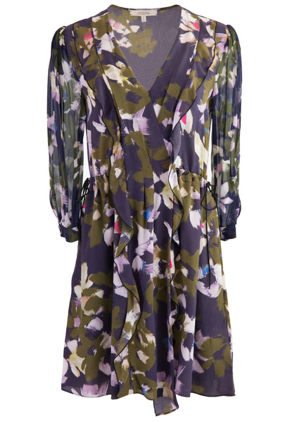 Dorothee Schumacher Floral Graphics Dress