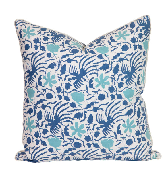 Blue Sky Down Pillow