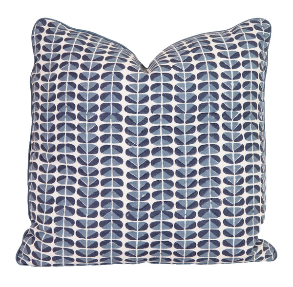 Beacon Seaport Blue Pillow