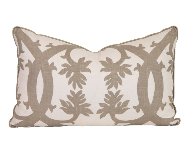 Natural Springtime Lumbar Pillow